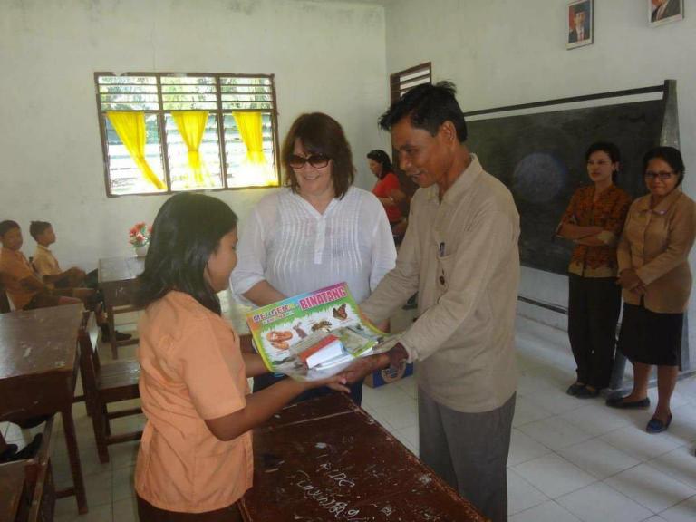 community projects Sumatra