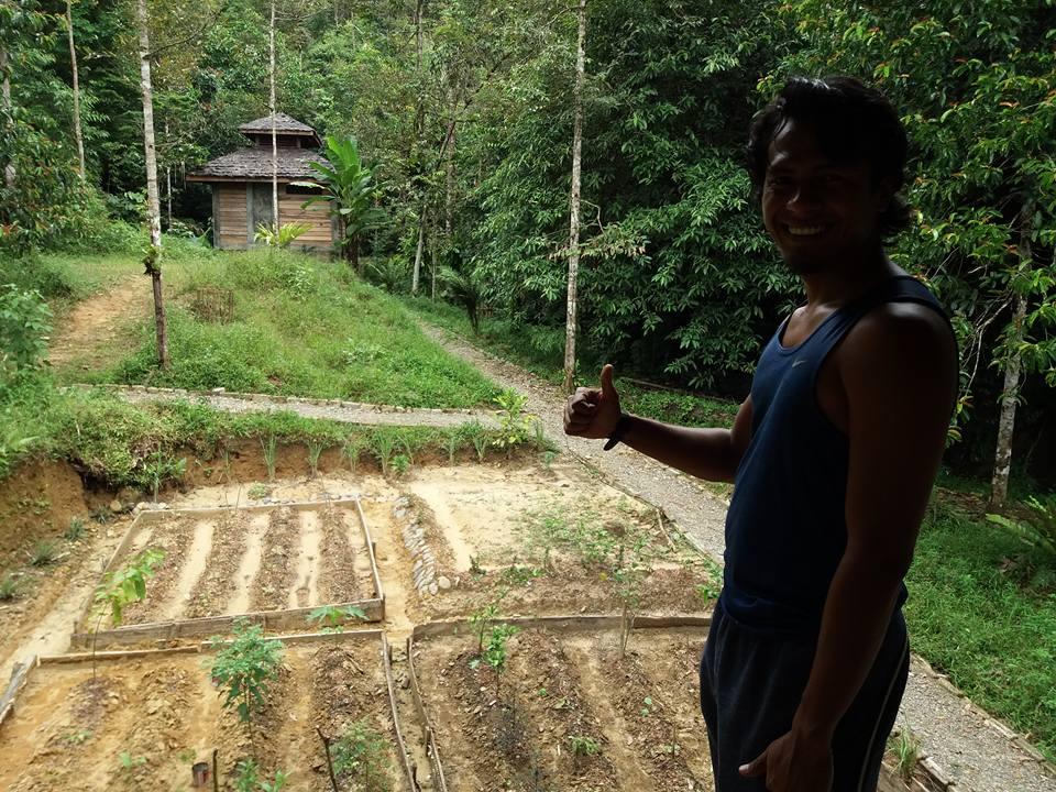 Batu Kapal Conservation garden