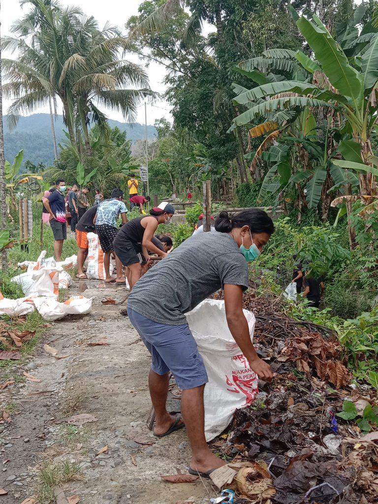 sumatra's plastic waste
