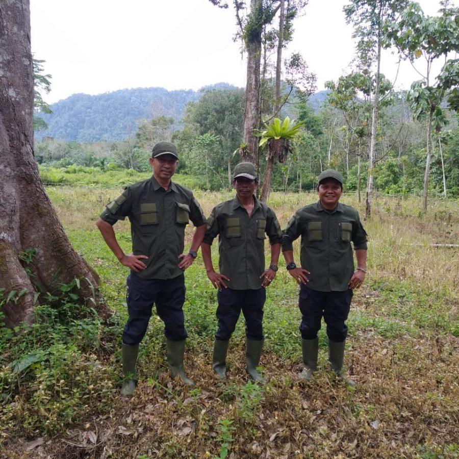 human-wildlife conflict - rangers